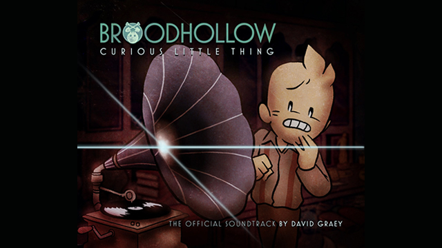 Broodhollow Album header for book 1
