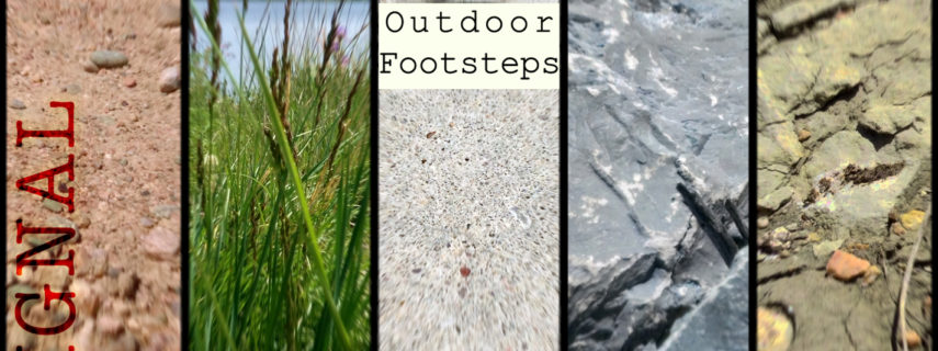 Outdoor Footsteps library header