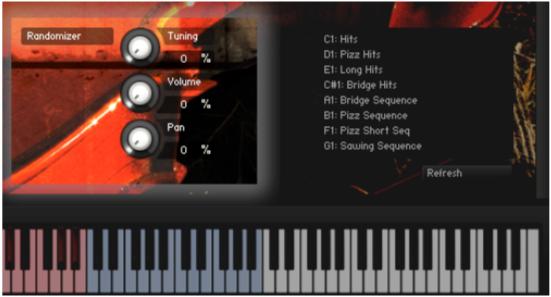Tormented Strings - Sound Design Kontakt Instrument